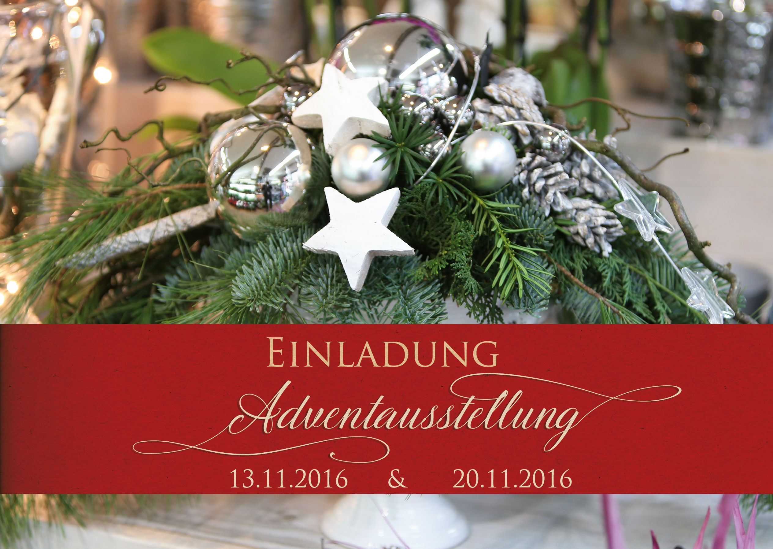 Advent 2016 Vorderseite